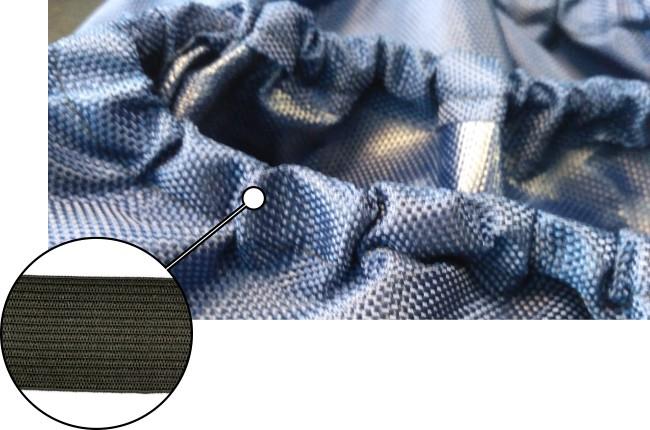 Ровный шов и отсутствие торчащих ниток